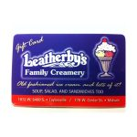 Leatherbys Gift Cards